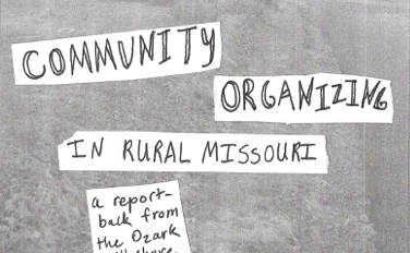 Ozark Skillshare Project and Zine